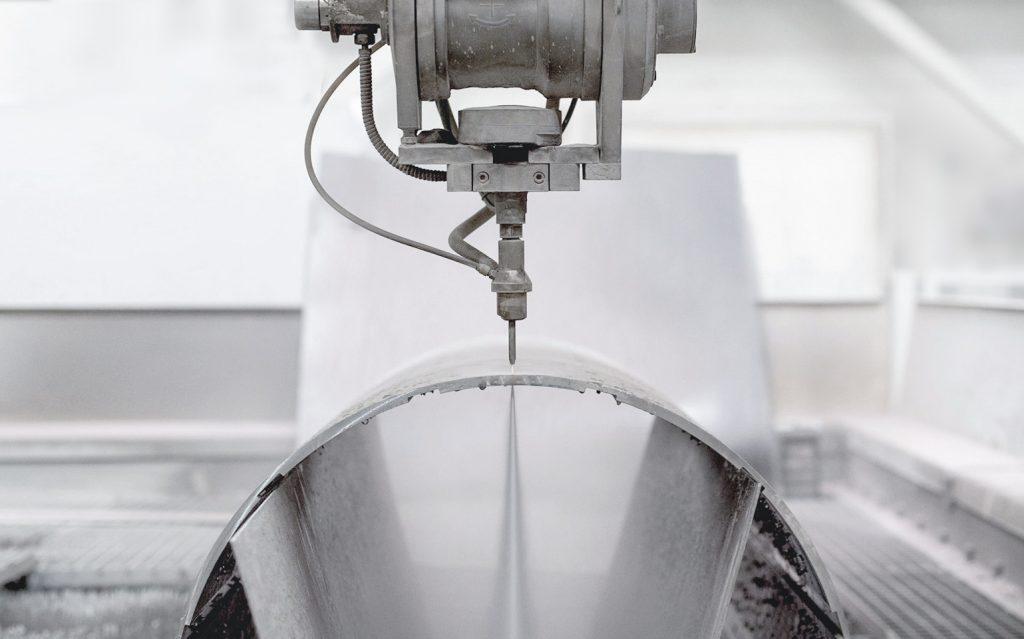 Wasserstrahlzuschnitt