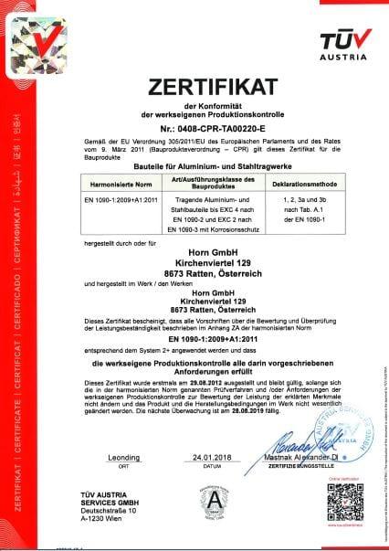 ISO EN1090-D